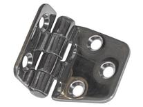 Marine Stainless Steel Polished Door Hinge for Boats,