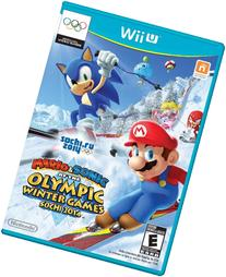 Mario & Sonic at the Sochi 2014 Olympic Winter Games for