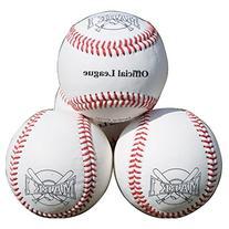 Mark 1 Official League Baseballs