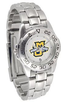 Marquette Golden Eagles - Ladies' Sport Steel Watch