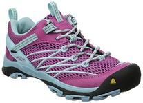 KEEN Women's Marshall Hiking Shoe, Dahlia Mauve/Corydalis