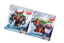 Avengers Shaped Jigsaw Puzzles - Set of 2 Varied Designs