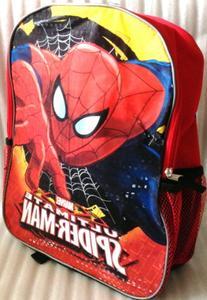 Marvel ULTIMATE SPIDERMAN Backpack
