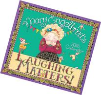 Mary Engelbreit 2015 Deluxe Wall Calendar: Laughing Matters