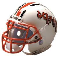 Maryland Terps NCAA Authentic Mini 1/4 Size Helmet
