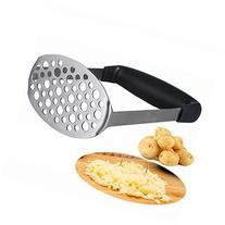 Masher,WBSEos Smooth Potato Masher Stainless Steel potato