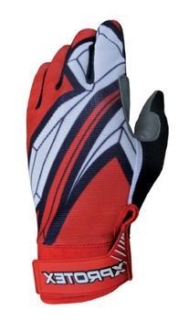 Xprotex MASHR 2014 Batting Gloves, Red, X-Large