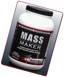 Beverly International Mass Maker Ultra Vanilla, 5lbs