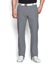 Under Armour Men's Match Play Vented Pants, Steel/True Gray