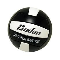 Baden Sports MatchPoint Indoor/Outdoor Volleyball Black/