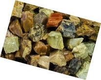 "Fantasia Materials: 1 lb Large Transparent Moonstone 1""+"