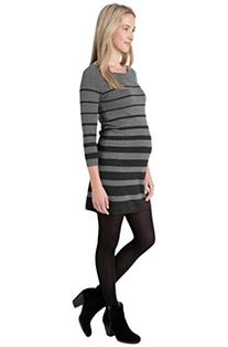 Ripe Maternity Women's Maternity Adelaide Stripe Tunic Dress