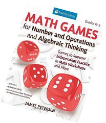 Math Games for Independent Practice: Games to Support Math
