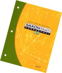 Saxon Math Homeschool 6/5: Tests and Worksheets