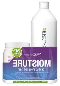 Matrix Biolage Hydrasource 33.8-ounce Shampoo and 16.9-ounce
