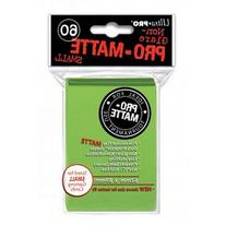 Ultra Pro Sleeves Pro-matte D10 Card Game