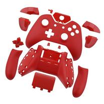 Matte Red Xbox One Controller Shell Kit