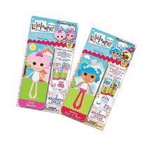 Maven Gifts: Lalaloopsy Magnetic Paper Dolls-Set 2 with Set