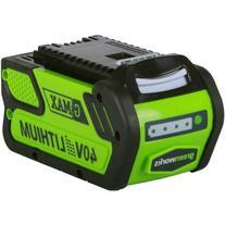Greenworks 29472 G-MAX 40V 4 Ah Lithium-Ion Battery