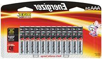 AAA Batteries, 24 count - Energizer MAX Premium Alkaline