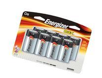 Energizer Max Alkaline D Batteries - 8 ct