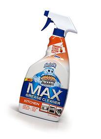 Scrubbing Bubbles Max Grease Cleaner Kitchen, 32 fl oz