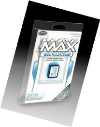 Max Memory 1GB for Nintendo Wii