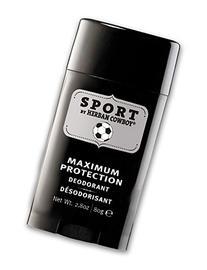 Herban Cowboy Maximum Protection Deodorant, Sport, 2.8 Ounce