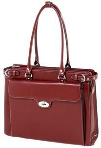 McKleinUSA 94835 WINNETKA Leather Ladies Briefcase with