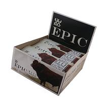 Epic All Natural Meat Bar, 100% Grass Fed, Beef, Habanero &