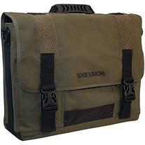 Mobile Edge Llc Eco-friendly Laptop Messenger - Holds 17.3