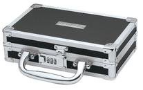 Vaultz Medicine Case with Combination Lock, 8.25 x 5 x 2.5
