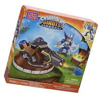 Mega Bloks Skylanders Giants Sky Turret Defence with Chill