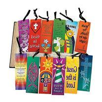 Mega Religious Bookmark Assortment  - Bulk