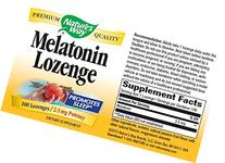 Natures Way Melatonin 2.5 Mg