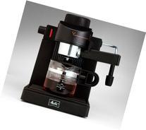 Melitta MEX1B Espresso/Cappuccino Machine , Garden, Lawn,
