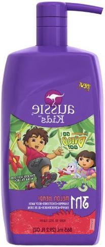Aussie Melon HEAD! 3n1 29.2 Fl Oz - 3 in 1 shampoo