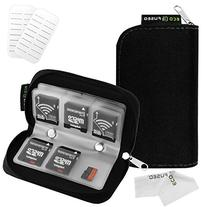 Eco-Fused Memory Card Carrying Case / Suitable for SDHC and