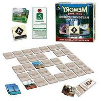 USAopoly Memory Challenge National Parks Edition Ages 6+, 1