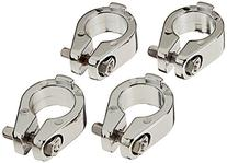 Gibraltar 4-Pack Memory Locks 7/8 Inches