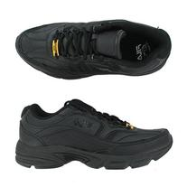 Fila Women's Memory Workshift Cross-Training Shoe,Black/