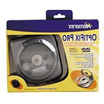 Memtek 32020017474 Optifix Pro Optical Media Cleaning and