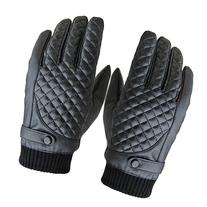ABCsell Men Anti Slip Thermal Winter Sports Leather Touch