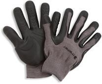 Carhartt Men's Ergo Pro Palm Glove, Grey, Large/X-Large