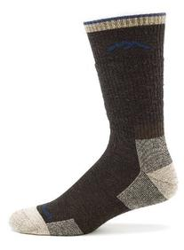 Darn Tough Merino Wool Cushion Boot Sock Chocolate, L
