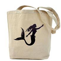 CafePress mermaid Tote Bag - Standard Multi-color