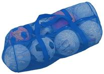 "Champion Sports Mesh Duffel Bag MD45 15"" x 36"" - Black"