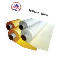 3 Yards 200 Mesh 50Inches Width Silk Screen Printing white