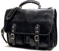 Messenger Bag, Black