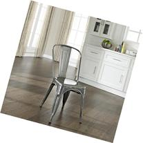 Metal Cafe Chair - Set of 2